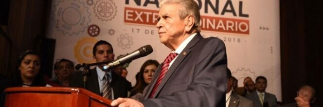 CTM reelige a Aceves del Olmo como líder nacional