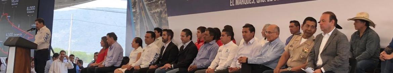 Inauguran Circuito Industrial y Comercial del Sur en Querétaro