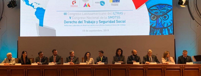 III Congreso Latinoamericano del SMDTSS