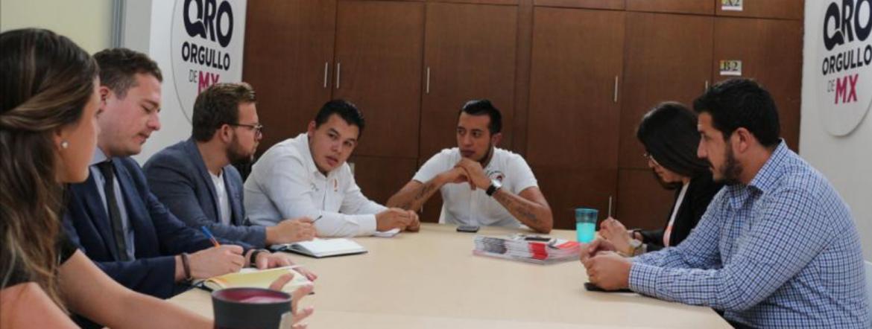Se reúne Sejuve con líderes juveniles