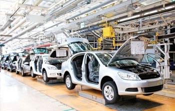 En paro técnico, el 90% de las empresas del sector automotriz en Qro