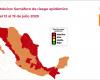 Querétaro continúa en color naranja del semáforo epidemiológico