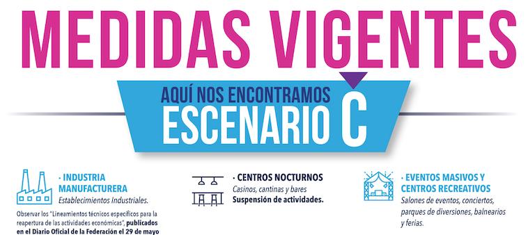 Conoce las medidas vigentes en Querétaro, por contingencia