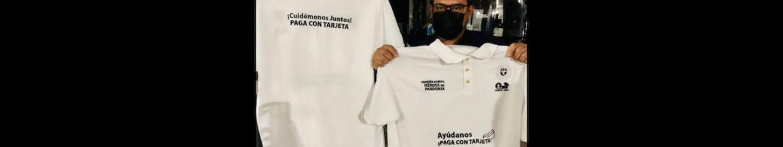 Protesta Sindicato de Móvil Qrobús; pide a usuarios usar prepago