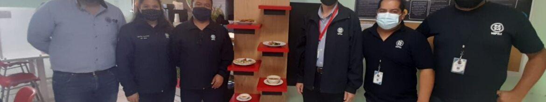 Reinauguran comedor para trabajadores en Nihon Plast y Nihon Magnesio